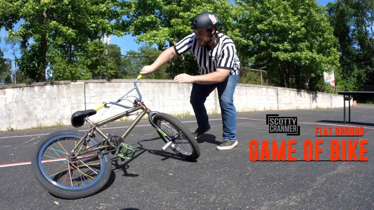 flat-game-of-bike-challenge