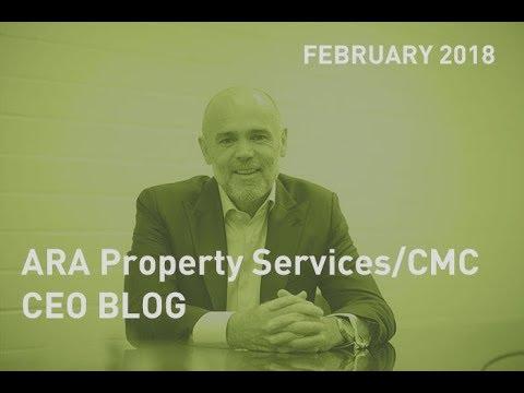 CEO Blog February 2018