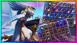 "Before You Buy ""ARK + ARK WINGS"" - All Skin and Back Bling's Combinations in Fortnite"
