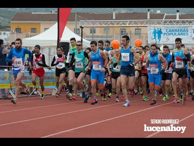 Vídeo: III Media Maraton de Lucena