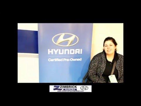 Savanah From Madison WI Buys A 2012 Hyundai Sonata From Zimbrick Hyundai West Used