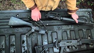 So Sánh Sức Mạnh Súng Trường AK-47 và M16