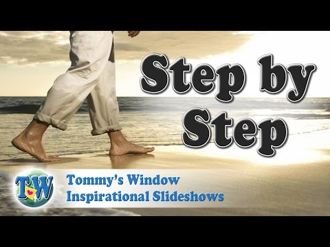65d424c64146 music noteChords for Step by Step - Tommy s Window Inspirational Slideshow
