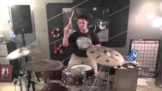 Dave Mackay Group - Check Your Belongings - Drum Cover - Cade Kellam