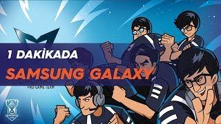 1 dakikada: samsung galaxy (ssg)