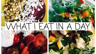What I Eat in a Day #50 VEGAN