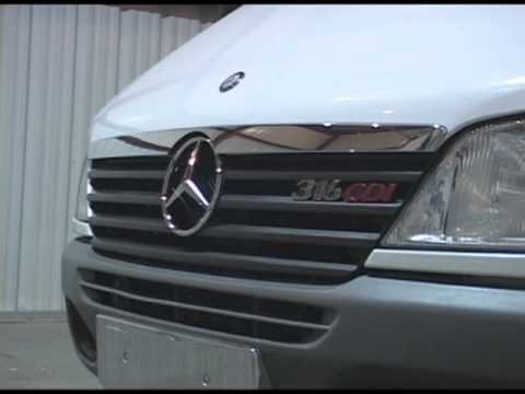 How To Install Mercedes Sprinter Conversion Grille Kit