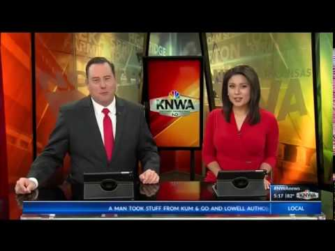KNWA News coverage of Trade with Africa Business Summit 2018