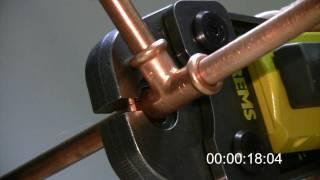 Газ и медь. Прессование: быстро, просто, надёжно.(20 мая 2011 вступает в действие Свод Правил СП 62.13330.2011 - актуализированный СНиП 42-01-2002 «Газораспределительные..., 2011-04-06T02:49:09.000Z)