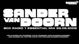 Sander van Doorn BBC Radio 1 Essential Mix 25.06.2006