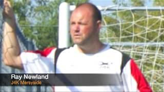 Goalkeeper Training In Wirral