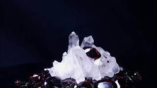 ( 수정 + 가넷 ) Garnet  +  crystal  ,  Jewelry   수정 원석  보석 쥬얼리