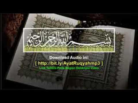 AYAT-AYAT RUQYAH PENGUSIR JIN & PENANGKAL SIHIR