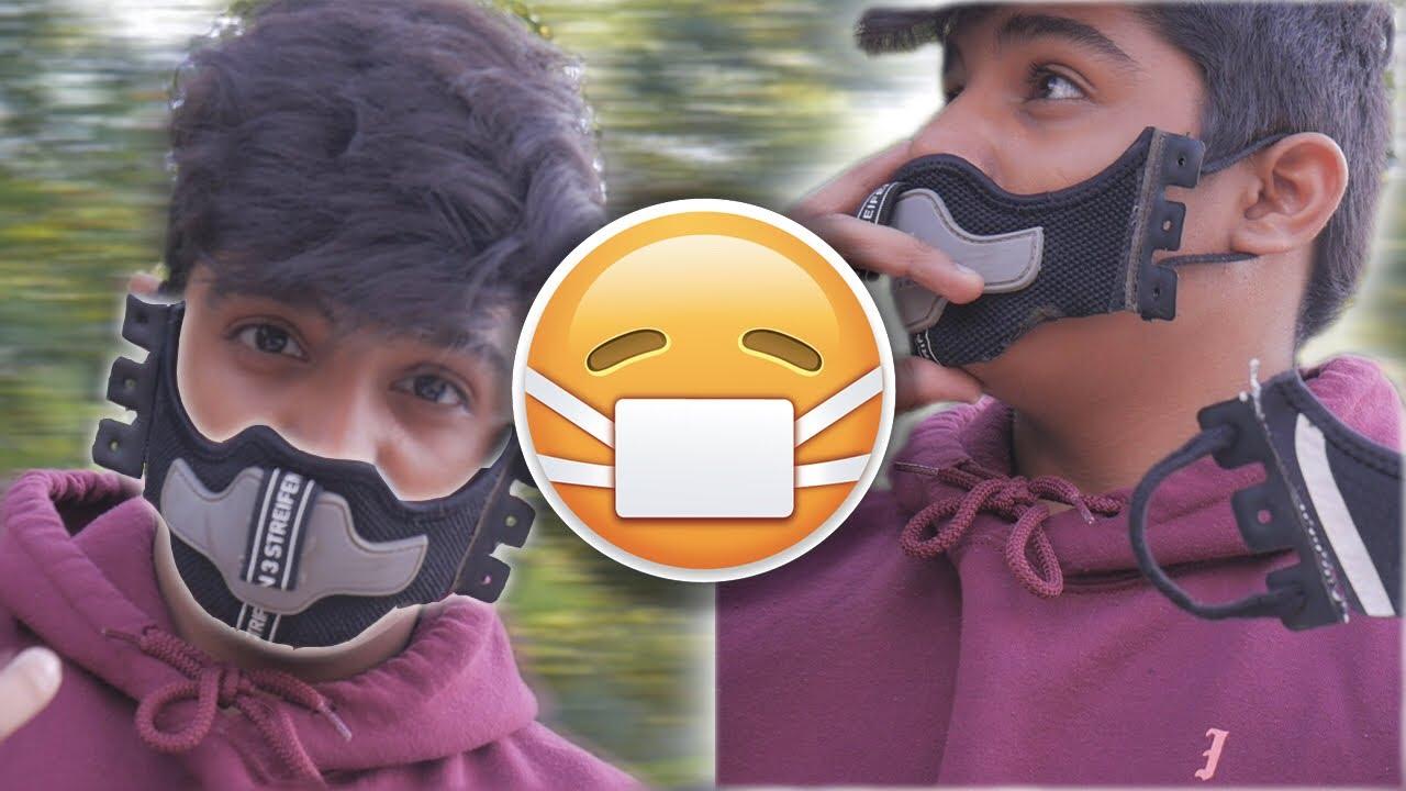 Custom Adidas Nmd Mask Cheap And Easy Youtube