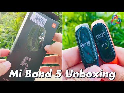 Mi Band 5 Unboxing & Comparison - Budget Wearable KING Returns!