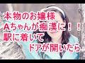 【スカッとする話】 本物のお嬢様Aちゃんが痴漢に!!駅に着いてドアが開いたら 動画