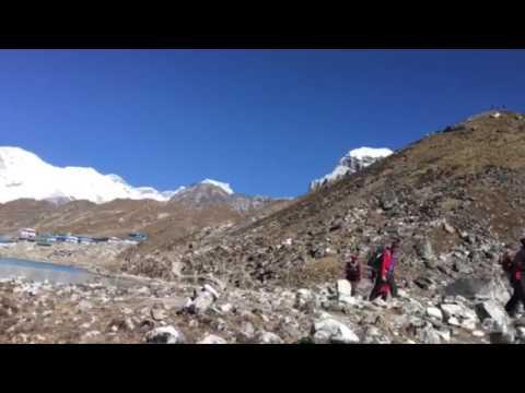 Best views lake goke Everest