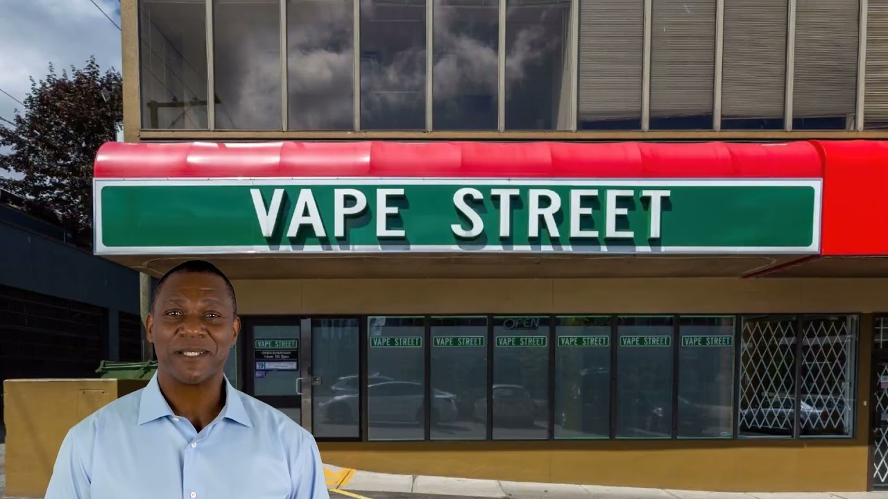 Vape Street Shop in Vancouver, BC
