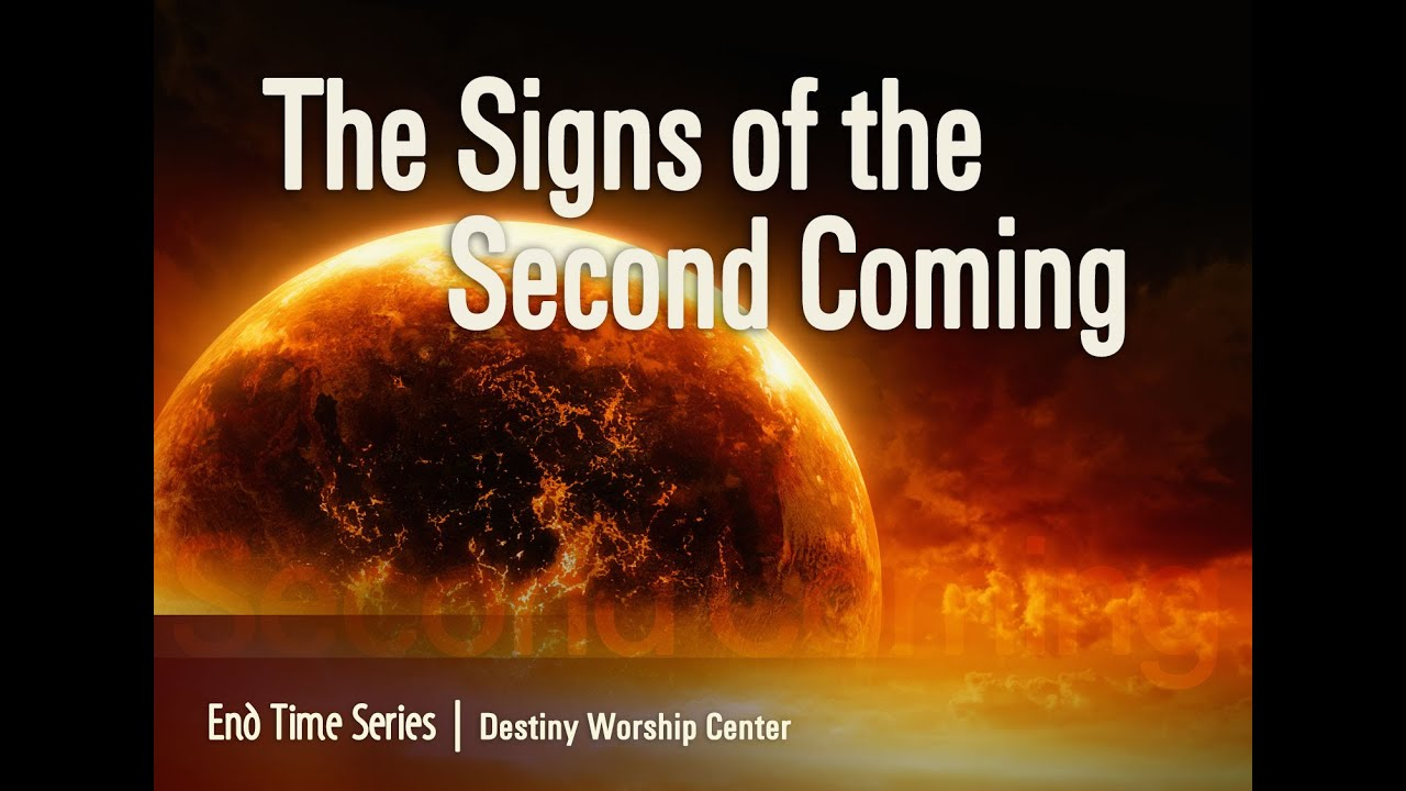 zac poonen signs of jesus coming again must watch hd