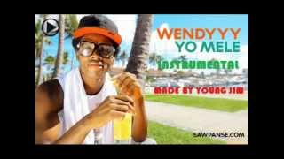 Wendyyy Traka yo mele Instrumental Made By Young Jim