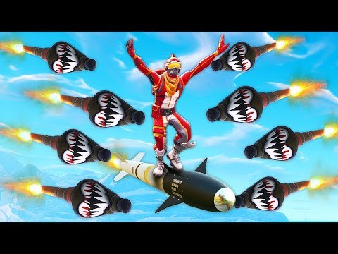 1000 IQ ROCKET ATTACK..!! |Fortnite Funny and Best Moments Ep.70 (Fortnite Battle Royale) thumbnail