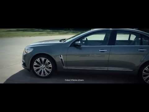 Video Production - Holden VF Commodore - American Businessman