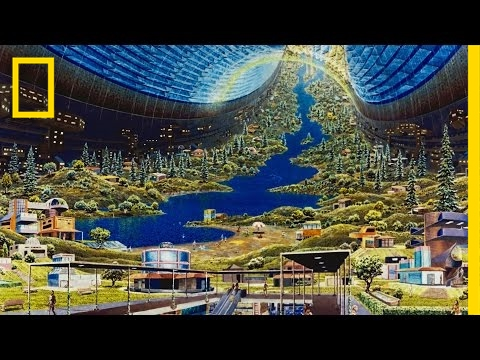 How Would You Envision a Space Colony? | Short Film Showcase