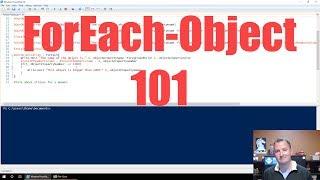 PowerShell ForEach-Object