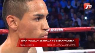 """Juan Francisco """"El Gallo""""  Estrada - Sueños de un Campeon -  Tv Azteca"""