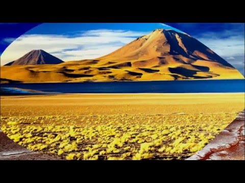 Atacama Desert - Chile (HD1080p)
