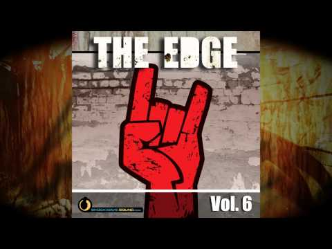 "Royalty Free Music: ""The Edge, Vol. 6"" hardcore gritty electro-rock tracks"