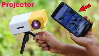 LED PROJECTOR - Pocket Size HD Projector For Your Home ✅ NEW TECHNOLOGY COOL GADGETS PROJECTORS