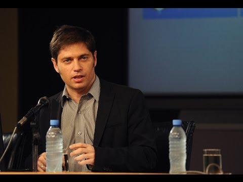 31 de JUL. Axel Kicillof ratificó en conferencia de prensa que Argentina no está en default.