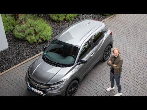 Unterwegs Im 2019 Honda HR-V 1,5 VTEC Turbo (182 PS) Sport - FULL Review I Test-Drive I Fahrbericht.