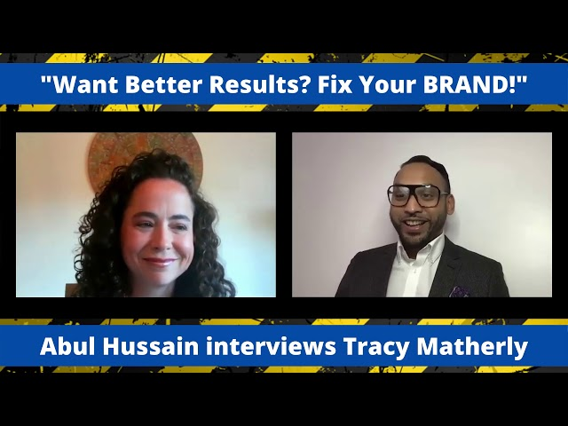 Want Better Results? Fix Your Brand