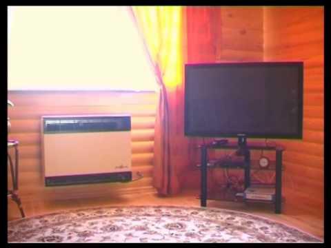 видео: Газовые конвекторы karma,  обогреватель для дома в деревне