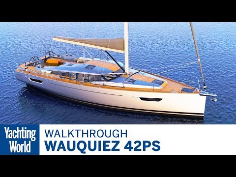 Wauquiez 42PS | First Look | Yachting World