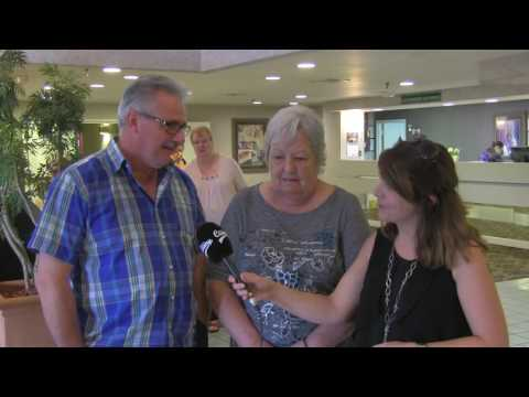 41 Interview with Della & Mike Tour Members