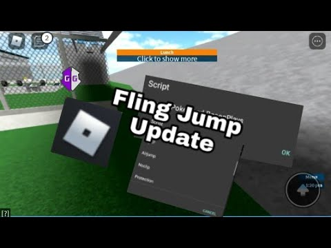 Mobile Android Roblox Exploit Hack Fly Script Youtube