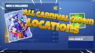 Score 10 Or More On Different Carnival Clown Boards Glitch