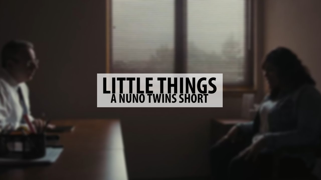 Little Things (A Nuño Twins Short)