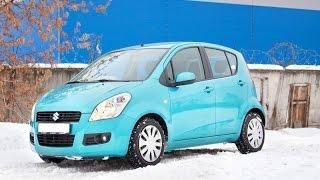 Выбираем б\у авто Suzuki Splash (бюджет 350-400тр)