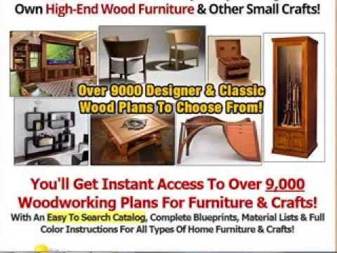 Furniture Craft Plans -  Get Amazing Arts And Craft Furniture Plans From Furniture Craft Plans
