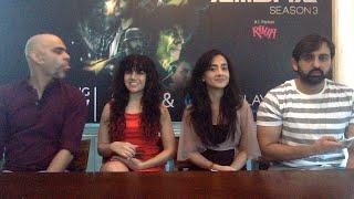 Live Chat with the Cast of A.I.SHA - Raghu Ram, Rashi Mal, Auritra Ghosh, Adesh Sidhu