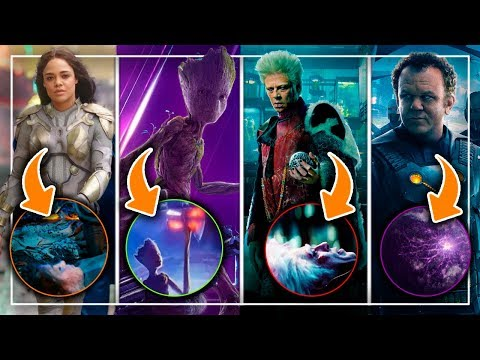 4 Preguntas RESUELTAS de Vengadores Infinity War (+ Teorías)