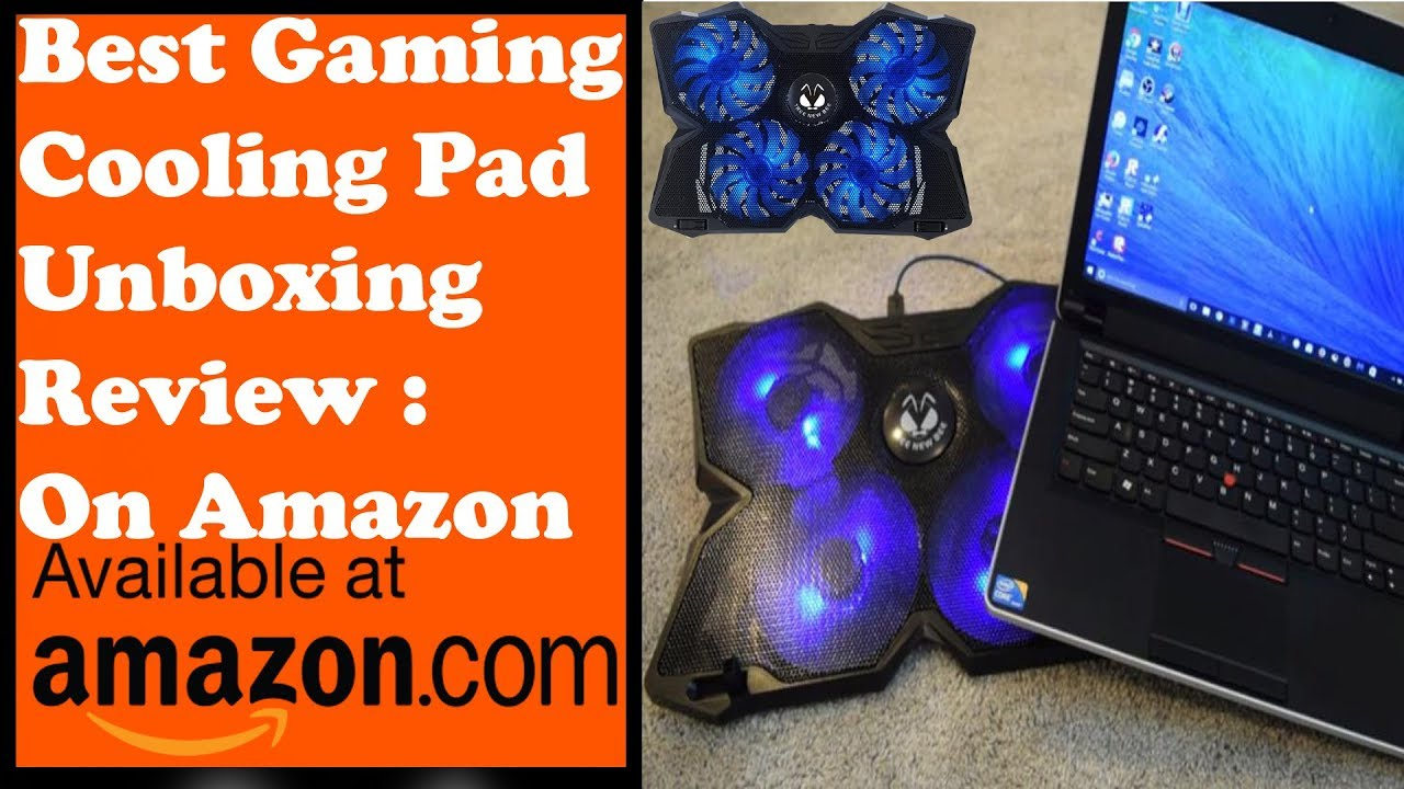 Best Gaming Laptop Cooling Pad 2020 Best Gaming Laptops Cooling Pad Unboxing Gaming cooling pad Review