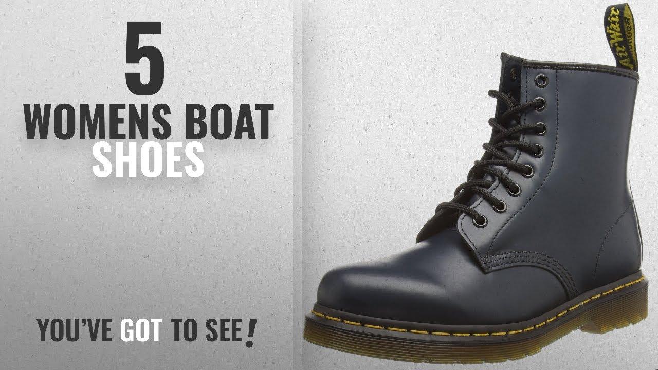 Top 10 Womens Boat Shoes  2018   Dr. Martens 1460 Original 4a01f27be