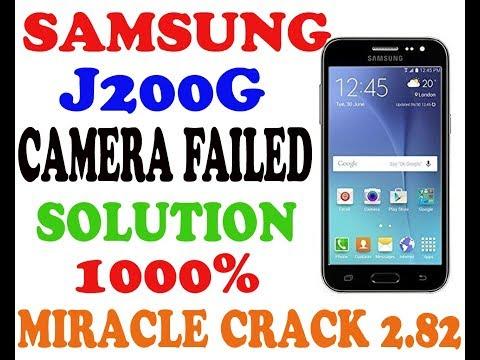Samsung Galaxy J200G CAMERA FAILED/ FIX SOLUTION 2019 by