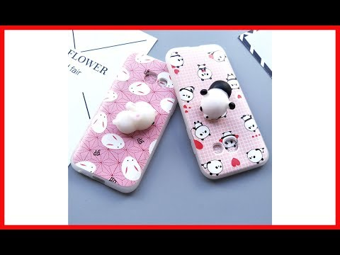 3d-soft-silicone-squishy-rabbit-panda- -hard-plastic-cases-cover