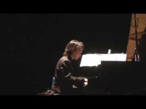 Horacio Lavandera - Live at Teatro Campos Eliseos, Bilbao - Mozart, Luis de Pablo, Tomás Marco, etc.
